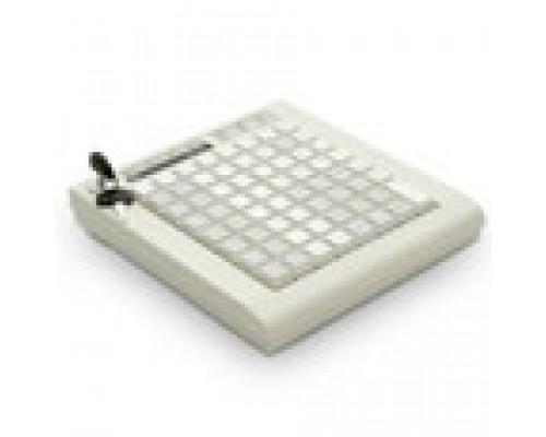 Программируемая клавиатура KB-64RK с ридером магнитных карт