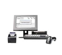 POS-система Атол Ритейл ЕГАИС Pro с фискальным регистратором