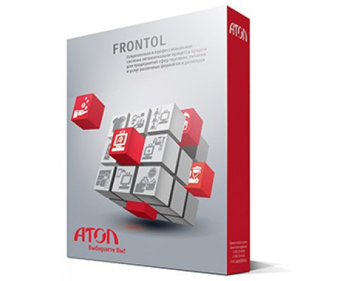 Frontol. Торговля Win32 v.4.x., USB