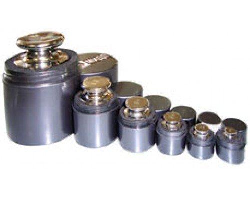 Гиря 200 г М1 калибровочная хромированная сталь
