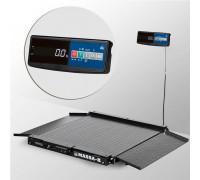 Весы 4D-LA-15/12-2000-A напольные электронные низкопрофильные до 2000 кг