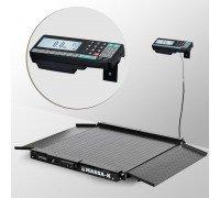 Весы 4D-LA-15/12-2000-RA напольные электронные низкопрофильные до 2000 кг