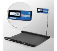 Весы 4D-LM-10/10-2000-A(RUEW) напольные электронные низкопрофильные до 2000 кг