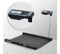Весы 4D-LM-10/10-2000-RA напольные электронные низкопрофильные до 2000 кг