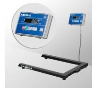 Весы 4D-U-1-1000-AB электронные паллетные до 1000 кг