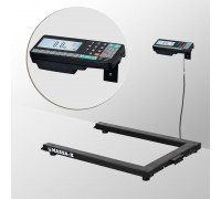 Весы 4D-U-1-1000-RA электронные паллетные до 1000 кг