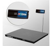 Весы 4D-PM-15/15-2000-A электронные платформенные напольные до 2000 кг