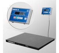 Весы 4D-PM-15/15-3000-AB платформенные электронные до 3 тонн