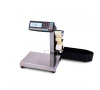Весы МК-6.2-R2L10-1 торговые регистраторы с печатью этикеток