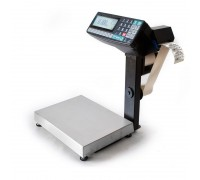 Весы МК-6.2-R2P10-1 торговые регистраторы с печатью этикеток