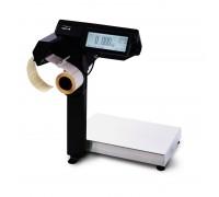 Весы МК-6.2-R2P10 торговые регистраторы с печатью этикеток