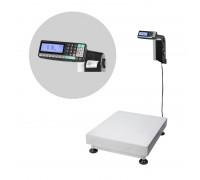 Весы TB-5040N-32.2-RL1 без стойки напольные с печатью этикеток до 32 кг