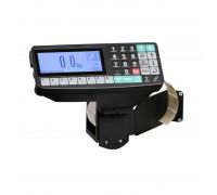 Весы TB-5040N-32.2-RP3 со стойкой напольные с печатью этикеток до 32 кг