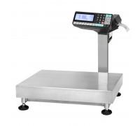 Весы TB-5040N-32.2-RP3n со стойкой напольные с печатью этикеток до 32 кг