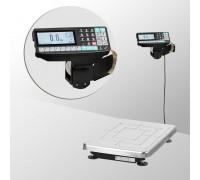 Весы TB-S-32.2-RP1 с печатью этикеток без стойки напольные до 32 кг