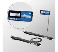 Весы 4D-B-12/1-1000-A(RUEW) электронные стержневые до 1000 кг