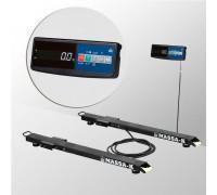 Весы 4D-B-12/1-1000-A электронные стержневые до 1000 кг