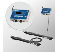 Весы 4D-B-12/1-1000-AB(RUEW) электронные стержневые до 1000 кг