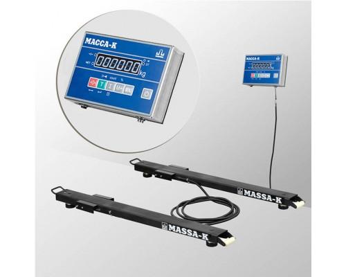 Весы 4D-B-12/1-1000-AB электронные стержневые до 1000 кг