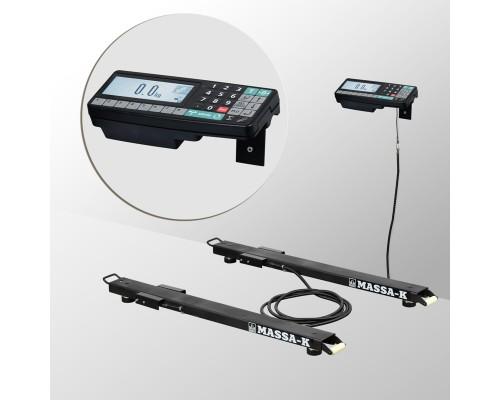 Весы 4D-B-12/1-1000-RA электронные стержневые до 1000 кг