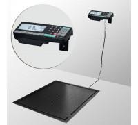 Весы 4D-PMF-12/10-500-RA электронные платформенные врезные до 500 кг