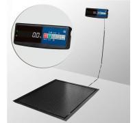 Весы 4D-PMF-15/12-3000-A врезные напольные электронные до 3000 кг
