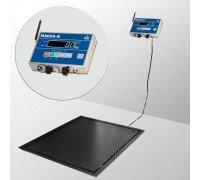 Весы 4D-PMF-20/15-1000-AB(RUEW) электронные платформенные врезные до 1000 кг