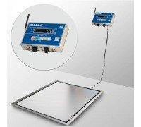 Весы 4D-PMF.S-12/10-1000-AB(RUEW) электронные платформенные врезные до 1000 кг