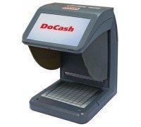 Детектор валют DoCash Mini Combo ультрафиолетовый