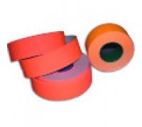 Этикет-лента 26*16 волна цветная
