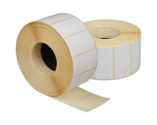 Этикетки 58*30 мм с печатью 900 штук в рулоне