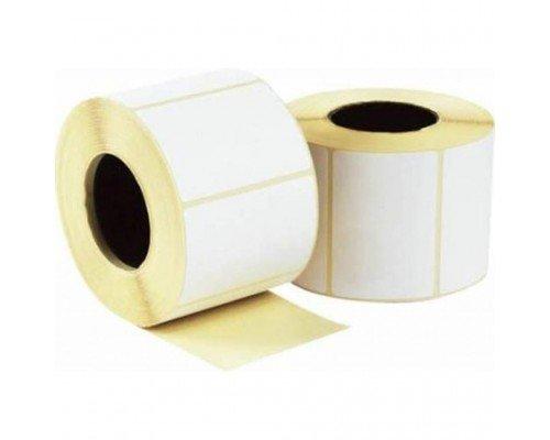 Этикетки 58*40 мм с печатью 700 штук в рулоне