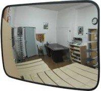 Зеркало обзорное прямоугольное 400*600