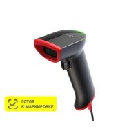 Сканер штрих-кода Атол Impulse 12 USB черный 2D