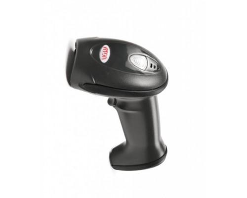 Сканер штрих-кода АТОЛ SB2105 Plus BT USB (чёрный) беспроводной