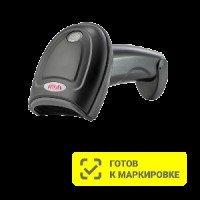 Сканер штрих-кода Атол SB 2109 USB черный 2D