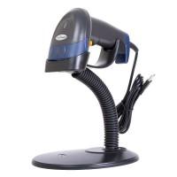 Сканер штрих-кода Poscenter HH 2D ручной USB черный с подставкой