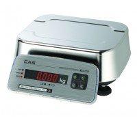 Весы CAS FW500-30E электронные фасовочные влагозащищенные