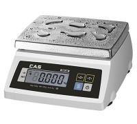 Весы CAS SW-20W электронные влагозащищенные до 20 кг