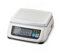 Весы CAS SWN-06 DD электронные фасовочные до 6 кг