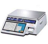 Весы CAS CL5000J-30IB с печатью этикеток без стойки