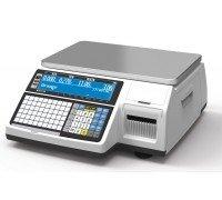 Весы CAS CL3000-06B с печатью этикеток без стойки