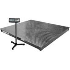 Весы 4D-P-3-1000-А электронные платформенные напольные до 1000 кг