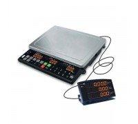 Весы МК-32.2-Т21 электронные торговые с выносным индикатором до 32 кг