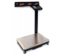 Весы МК-32.2-ТВ21 электронные торговые со стойкой до 32 кг