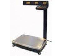 Весы МК-15.2-ТВ21 электронные торговые со стойкой до 15 кг