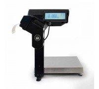 Весы МК-32.2-R2P10 торговые регистраторы с печатью этикеток