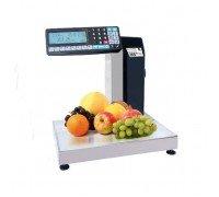 Весы МК-32.2-R2L10-1 торговые регистраторы с печатью этикеток