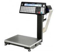 Весы ВПМ-15.2-Т1 с печатью этикеток и чеков электронные торговые до 15 кг