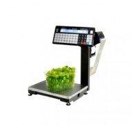 Весы ВПМ-15.2-Т с печатью этикеток и чеков электронные торговые до 15 кг